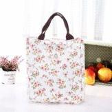 Zip Bagful Waterproof Zipper Lunch Bag Dinnerware & Flatware