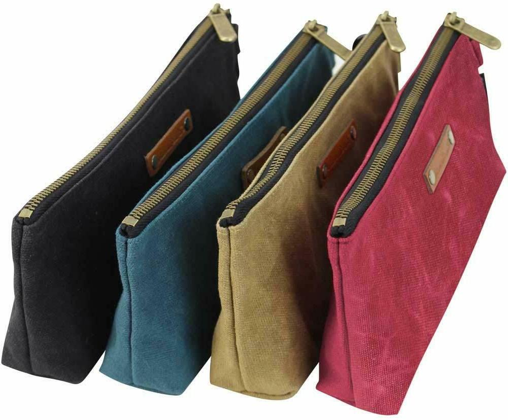 4 Bags Waxed with Heavy and