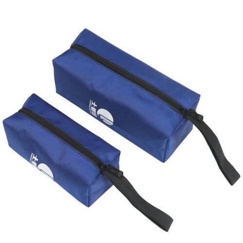 Zipper Bag Pouch Organize Storage Hand