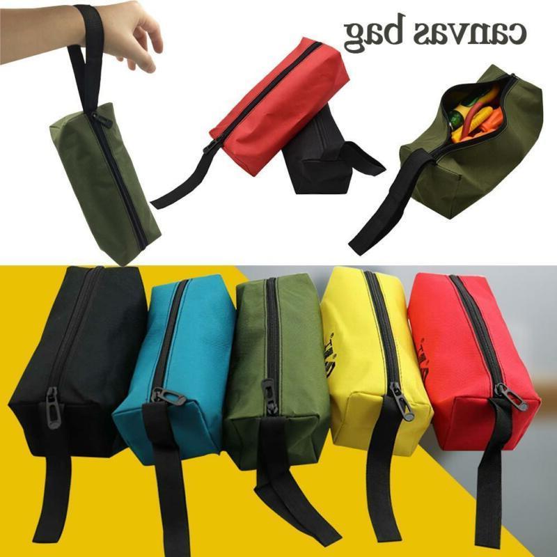 electrical wrist tool bag pouch belt storage
