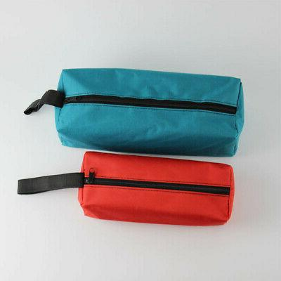 Zipper Tool Bag Pouch Organize Plumber Electrician Storage S