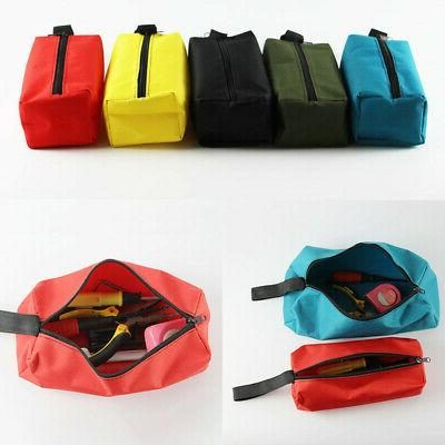 Zipped Tool Bag Multi-purpose Tool Pouch Utility Bags for Sm
