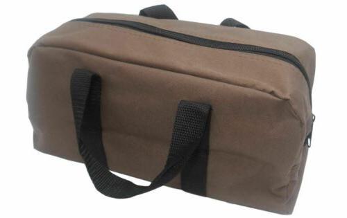 Zippered Portable Tool & Travel Bag