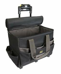 CLC Custom Leathercraft L258 TechGear Roller Tool Bag with L