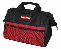 Large Mouth Tool Bag Craftsman 13 in. Tool Bag-NEW- with tag