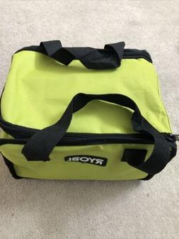 RYOBI LARGE TOOL BAG YELLOW & GREEN BRAND NEW FITS SEVERAL T