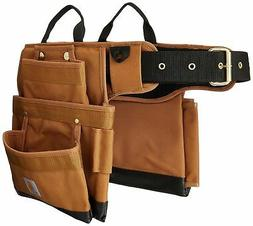 Carhartt Legacy Tool Belt, Deluxe, Carhartt Brown