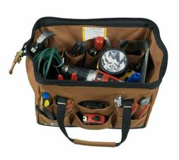 Carhartt Legacy Tool Bag 14-Inch / Carhartt Brown