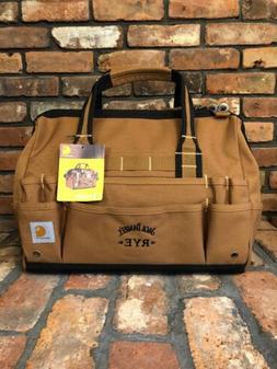 legacy tool bag 16 inch brown jack