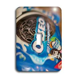 3dRose lsp_65031_1 A Bag Of Oreo Cookies Shot Up Close With