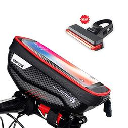 H&L HIGHLAND Luxury Waterproof Cycling Bicycle Handlebar Bag