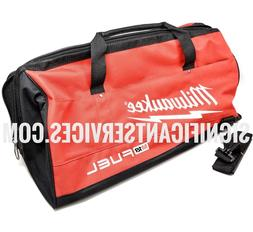 "Milwaukee M18 Fuel Heavy Duty Large Bag Tool Case 25""L X 13"""