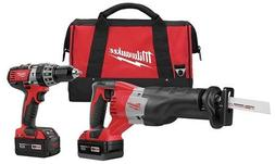 Milwaukee 2694-22 M18 18-Volt Lithium-Ion Cordless Hammer Dr