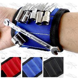 Magnetic Wristband Portable <font><b>Tool</b></font> <font><
