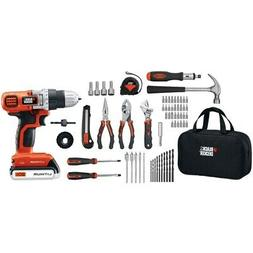 20V MAX Lithium Drill & Project Kit