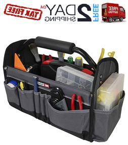 McGuire-Nicholas 22015 15-Inch,Tool Bag Multi-pocket Tool Or
