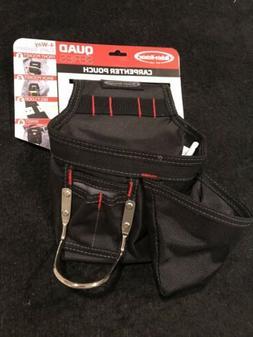 McGuire Nicholas Carpenter Pouch Tool Bag Quad Series