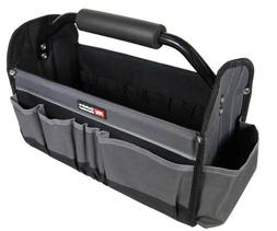 McGuire Nicholas Heavy Duty Tool Bag Collapsible Tote Box 15