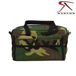 Rothco Mechanics Tool Bag Woodland Camo