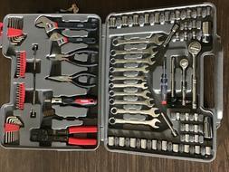 Apollo 95 Piece Mechanics Tool kit - Gray