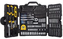 Professional Mechanics Tool Set Craftsman Tools Boxes Shop G