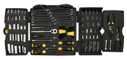 Stanley 97-543 150-Piece Mechanics Socket and Tool Set
