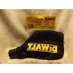 DeWalt DW7053 2pk Miter Saw Dust Bag New