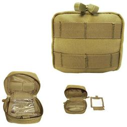 MOLLE PALS 4 X 4 Utility Pouch Multi-Function Utility Tool B