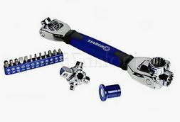 Kobalt Multi-Drive Wrench Model #105129