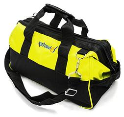 Bastex Multi Purpose Tool Bag Carrying with Adjustable Shoul