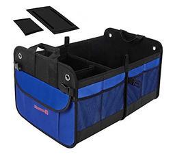 Autoark Multipurpose Car SUV Trunk Organizer,Durable Collaps