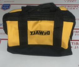 """Dewalt N037466 Heavy Duty Ballistic Nylon Tool Bag 13"""" w/ Ru"""