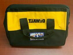 DeWalt N454406 13x9x9 Six Pocket Contractor's Bag for Power