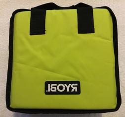 "New Ryobi 10"" x 10"" x 6"" Heavy Duty Contractors Tool Bag"