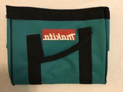 """New Makita 11"""" Contractors Tool Bag 11"""" x 8""""  x 8"""""""
