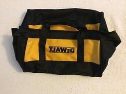 "New Dewalt 11"" Heavy Duty Ballistic Nylon Tool Bag 11"" x"