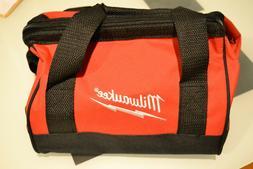 "New 11"" Milwaukee Heavy Duty Tool bag for M18 2801-20 2850-2"