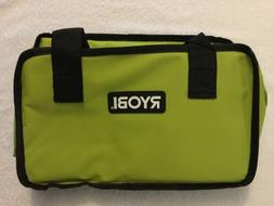 "New Ryobi 12"" x 10"" x 8"" Heavy Duty Contractors Tool Bag"