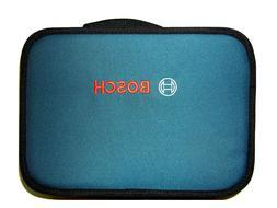 """New Bosch 12"""" x 9"""" x 3"""" Heavy Duty Contractors Tool Bag Case"""