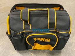 NEW DEWALT 12x10 18 Pocket Heavy Duty Nylon Canvas Contracto
