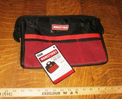 New Craftsman 13 inch tool bag Large Mouth 37535  FREE PRIOR