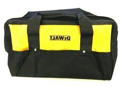 New DeWalt 13 Pocket Heavy Duty Nylon Canvas Contractor Tool