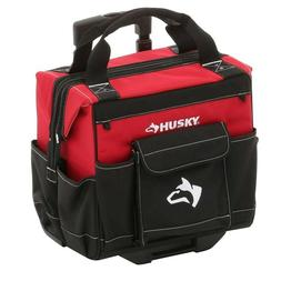 Portable Storage Organizer 14 Inch Rolling Wheels Tool Tote