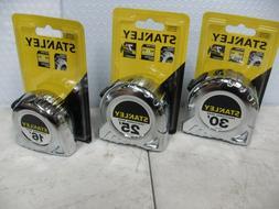 new 16 25 or 30 chrome tape
