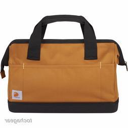 new 16 molded base tool bag work