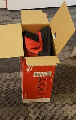 """NEW MILWAUKEE 17"""" X 11"""" X 10"""" Large Tool Bag Tote Case With"""