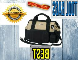 """NEW 18"""" Tool Bag/POLYESTER Tool Case Tune Time COLOR  Khaki"""