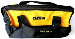 "New Dewalt 19"" x 12"" X 11"" Large Tool Bag/Case For 20 Volt D"
