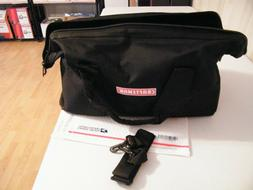 New Craftsman 19 x 13 x 9 Heavy-Duty Contractor Tool Bag