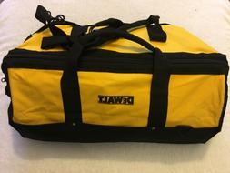 """New Dewalt 24"""" Tool Bag Heavy Duty Ballistic Nylon w Shoul"""